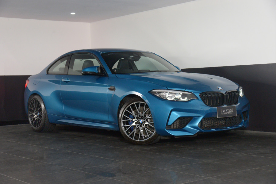2018 BMW M2 Bmw M2 Competition Auto Competition Coupe