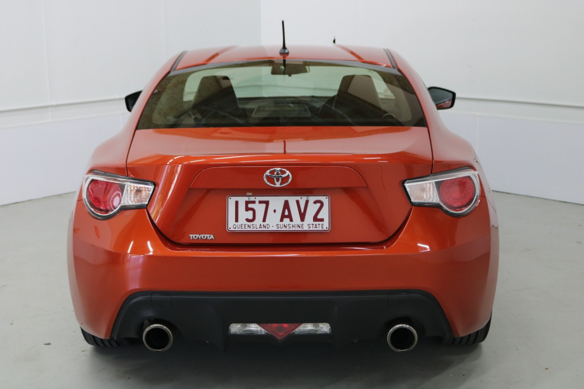 2012 Toyota 86 ZN6 GTS Coupe Image 11