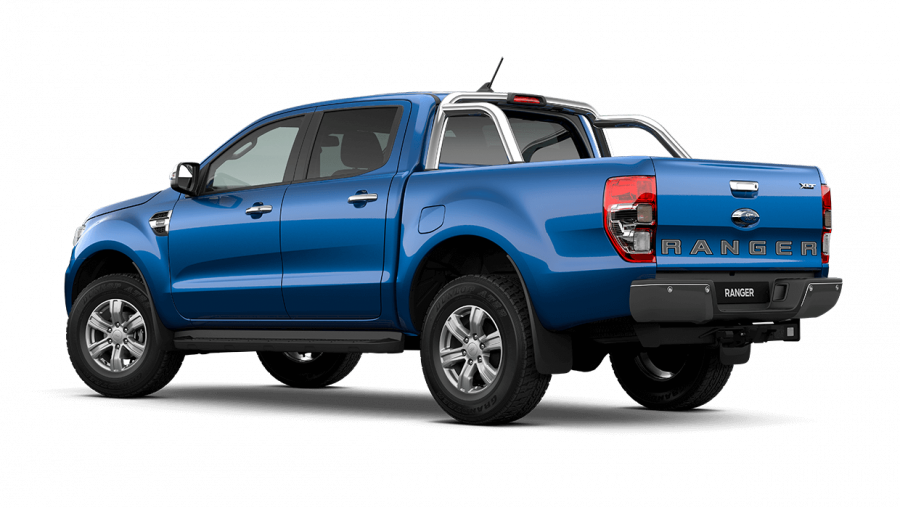 2021 MY21.25 Ford Ranger PX MkIII XLT Double Cab Utility Image 6