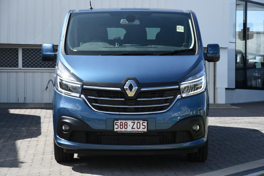 2019 MY20 Renault Trafic L2H1 Long Wheelbase Crew Lifestyle Van