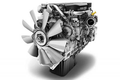 New Detroit Diesel DD15