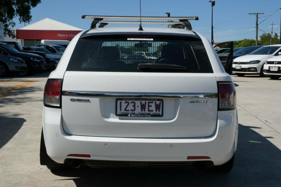 2011 Holden Commodore VE II Omega Sportwagon Wagon Image 6
