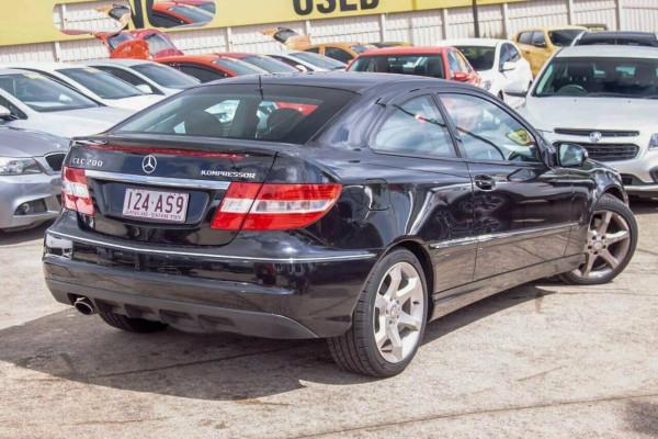2009 Mercedes-Benz CLC200 Kompressor 203 Coupe Image 2