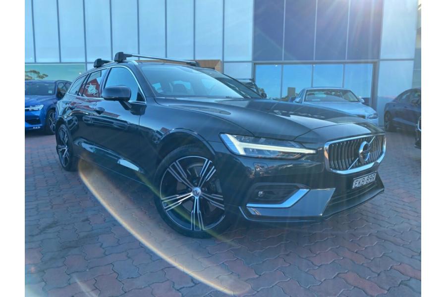 2019 MY20 Volvo V60 Z Series MY20 T5 Geartronic AWD Inscription Wagon