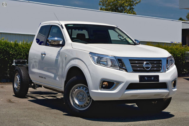 2019 Nissan Navara D23 Series 4 RX 4x2 King Cab Chassis Cab chassis