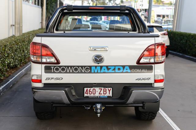 2019 Mazda BT-50 UR 4x4 3.2L Dual Cab Pickup XTR Dual cab Image 4