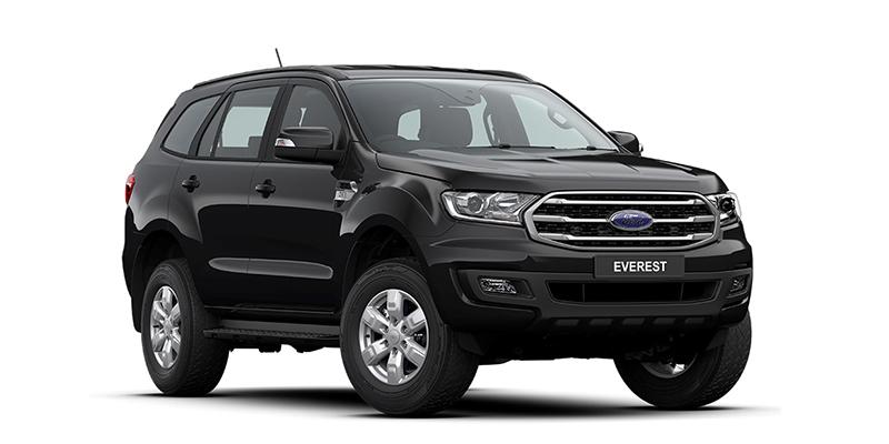 2020 MY20.25 Ford Everest UA II Ambiente 4WD Suv