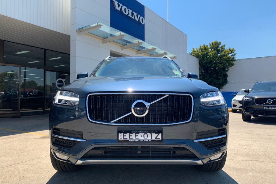 2019 Volvo XC90 L Series D5 Momentum Suv Mobile Image 19