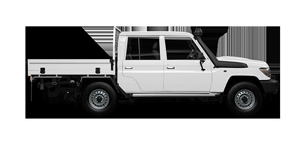 GXL Single-Cab