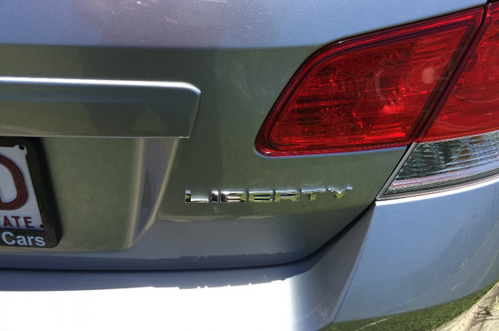 2009 Subaru Liberty B4 Sedan Sedan