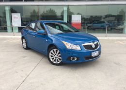 Holden Cruze Z-SERIES JH MY14
