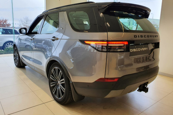 2019 MY20 Land Rover Discovery 4 DI Wagon Image 3