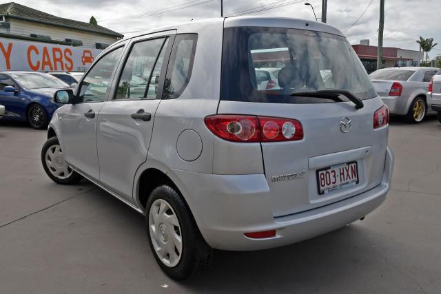 2004 Mazda 2 DY Series 1 Neo Hatchback Image 3
