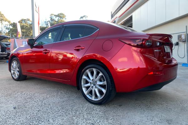 2015 Mazda 3 BM Series SP25 GT Sedan Sedan Image 5