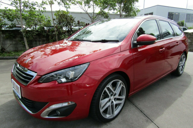 2016 MY17 Peugeot 308 T9 MY17 Allure Touring Wagon Image 3