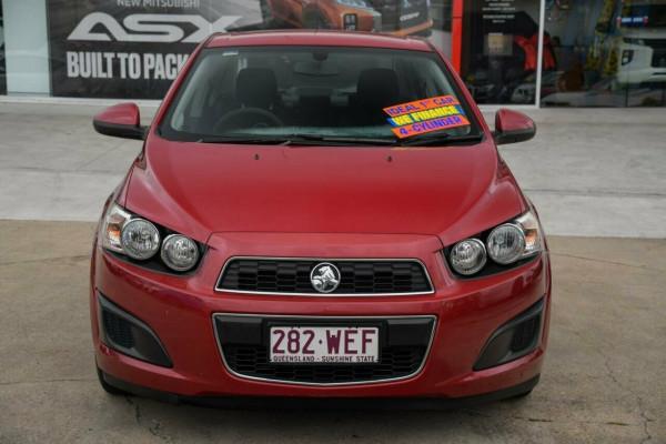 2013 Holden Barina TM MY13 CD Sedan Image 2