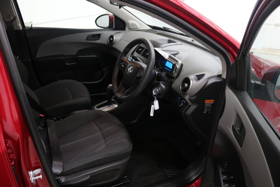 2013 MY14 Holden Barina TM CD Sedan