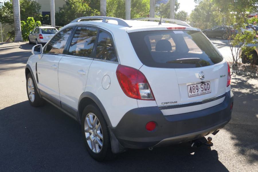 2012 Holden Captiva CG II Wagon