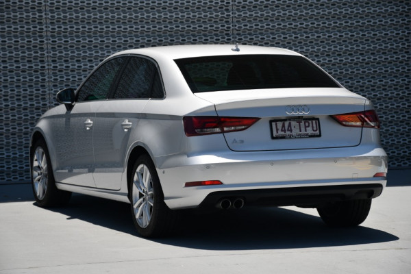 2013 MY14 Audi A3 8V MY14 Attraction Sedan Image 3