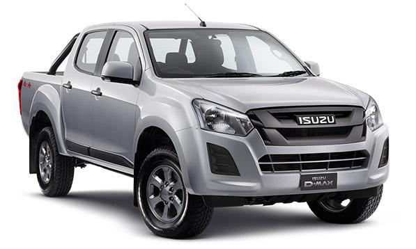 2019 Isuzu UTE D-MAX X-RIDER Utility
