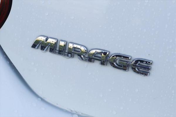 2016 Mitsubishi Mirage LA MY16 LS Hatchback