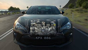 86 Advanced engine