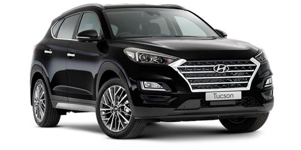 New 2019 Hyundai Tucson Elite #H4282 Sunshine Coast