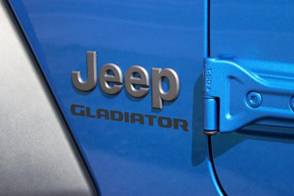 2021 Jeep Gladiator JT Rubicon Utility - dual cab Image 4