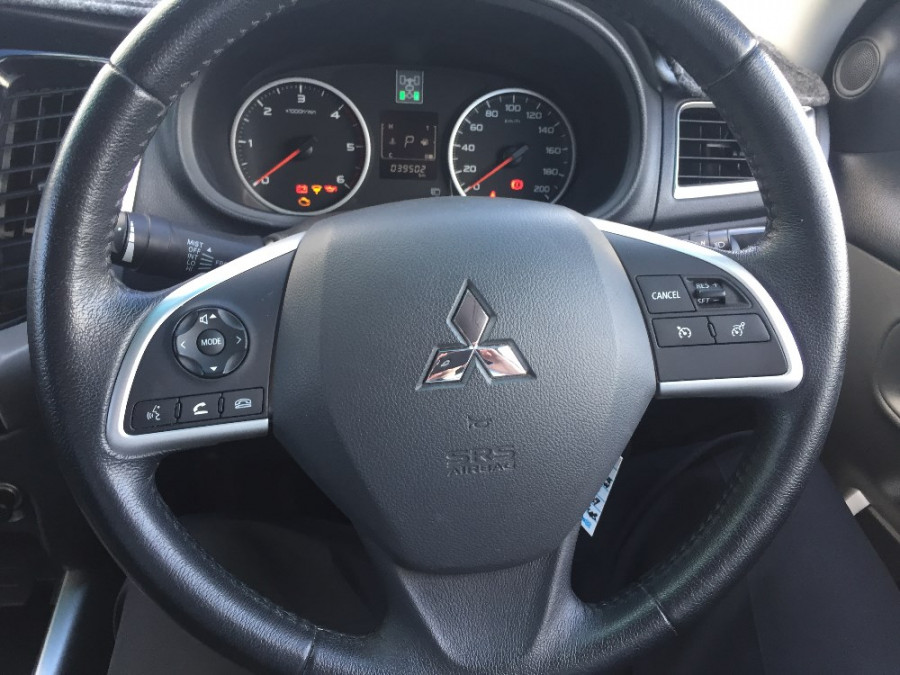 2016 Mitsubishi Triton MQ GLS Double Cab Pick Up 4WD Utility - dual cab