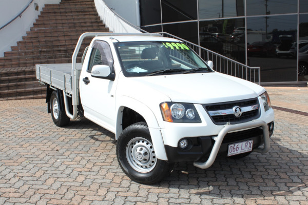 2008 Holden Colorado RC LX Cab chassis