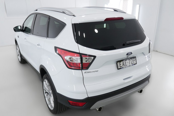 2018 MY18.75 Ford Escape ZG 2018.75MY Titanium Suv Image 22