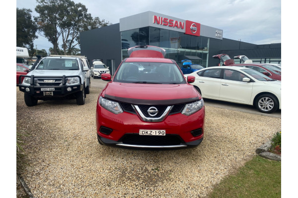 2016 Nissan X-Trail XTRAIL2PAST2 ST 2wd Suv