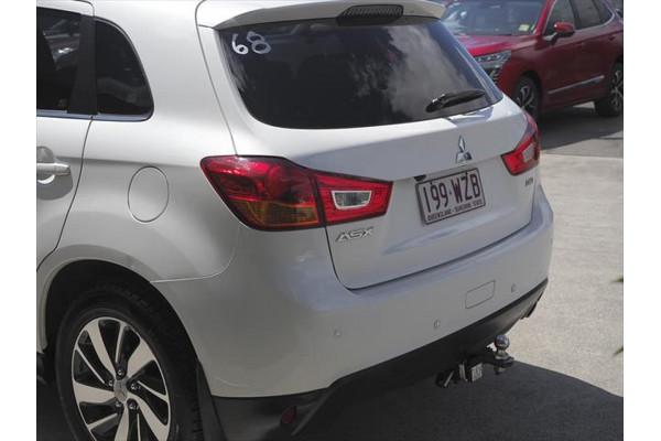 2014 Mitsubishi ASX XB MY15 XLS Suv Image 5