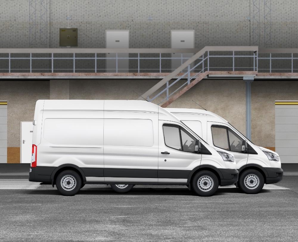 2019 MY19.75 Ford Transit VO 470E Van (Transit Van) Van