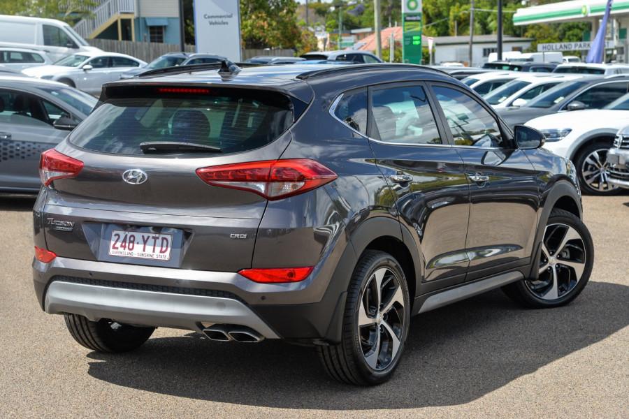 2016 Hyundai Tucson Highlander