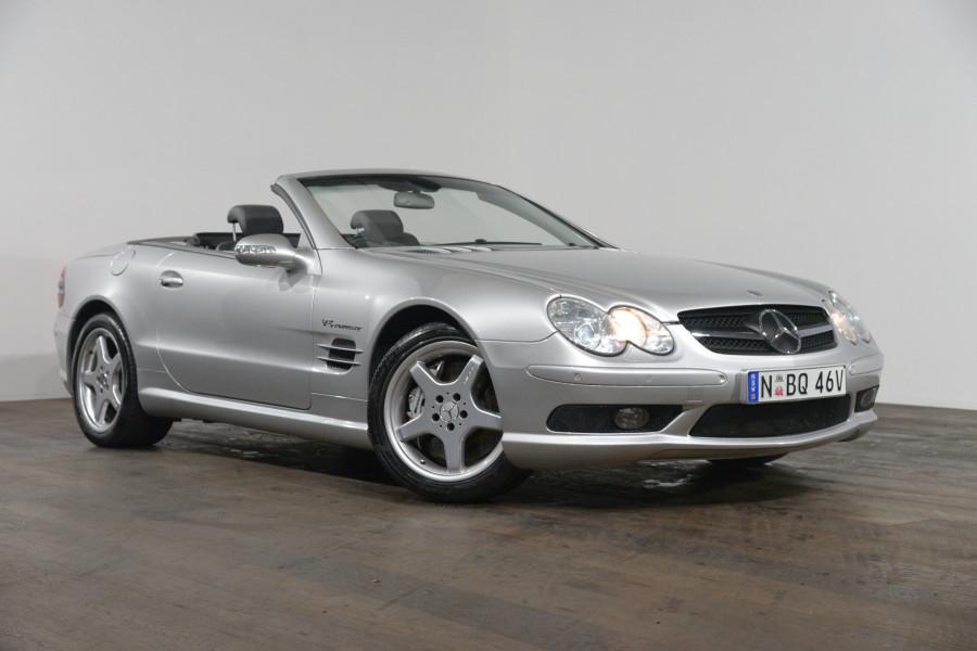 2003 Mercedes-Benz Sl 55 Amg