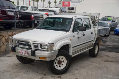 1997 Toyota HiLux LN167R Utility Image 2