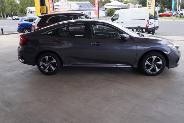 2020 Honda Civic Sedan 10th Gen VTi Sedan Image 4