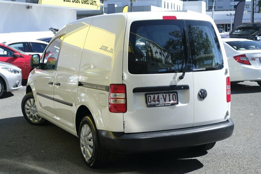 2014 Volkswagen Caddy 2KN MY14 TDI250 SWB DSG Van