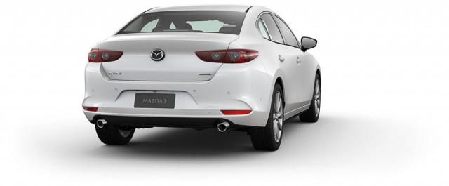 2021 MY20 Mazda 3 BP G25 GT Sedan Sedan Mobile Image 14