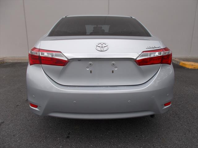 2015 Toyota Corolla ZRE172R SX Sedan