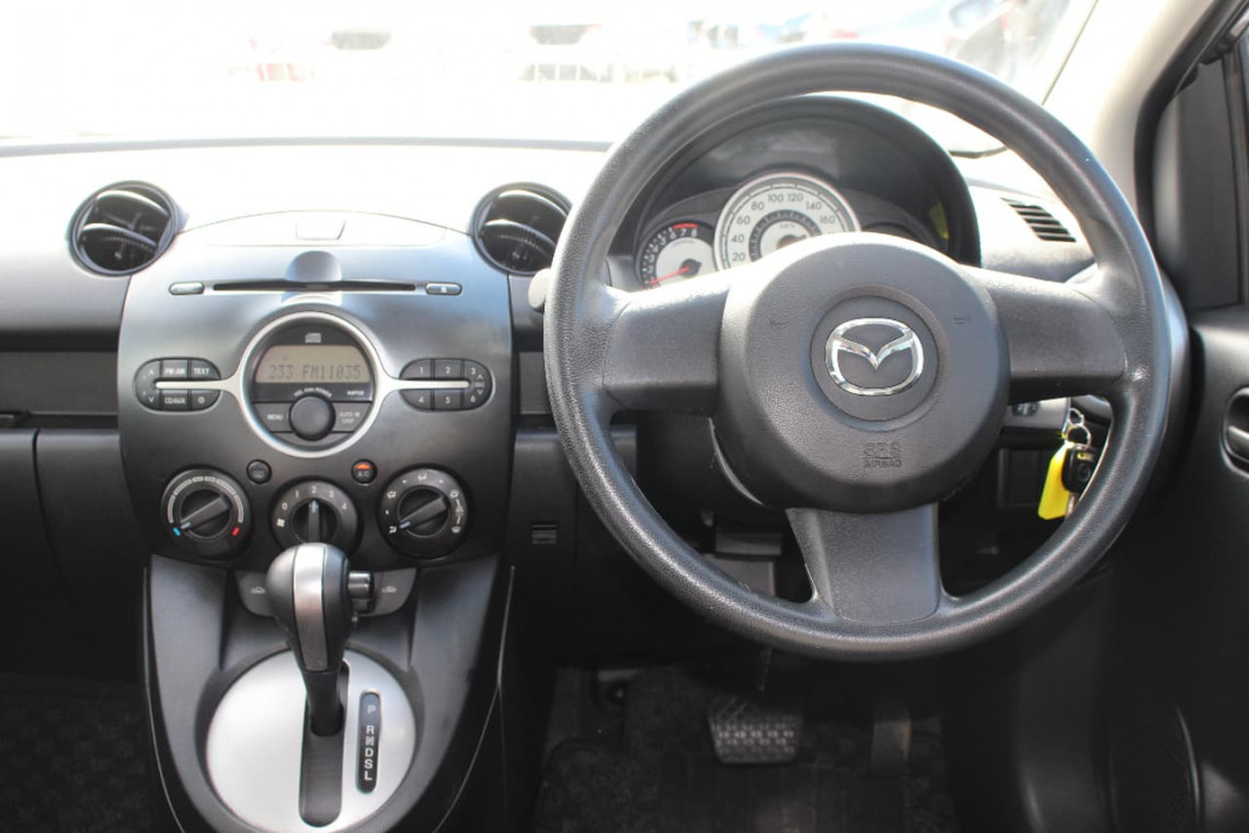 2010 Mazda 2 DE Series 1 Neo Hatchback