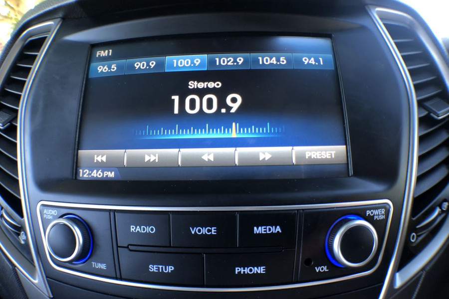2017 MY18 Hyundai Santa Fe DM5 Series II Active Suv Mobile Image 9