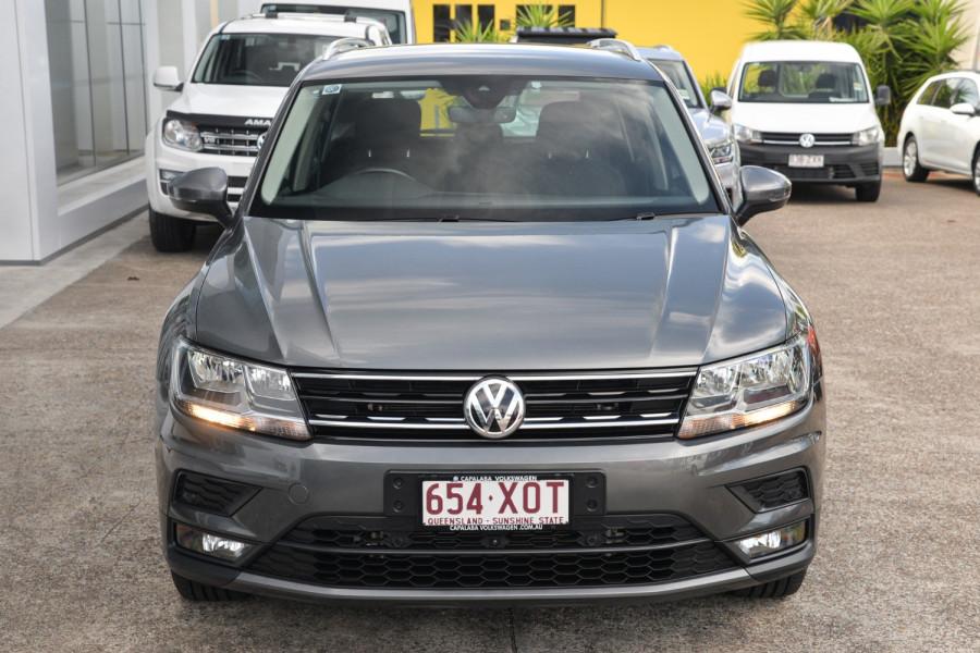 2017 Volkswagen Tiguan Comfrtline
