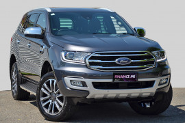 Ford Everest TITANIUM UA II 2020.25MY