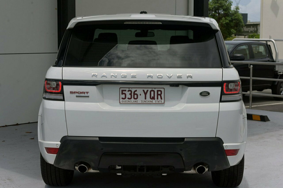 2015 MY16 Land Rover Range Rover Sport L494 16MY V8SC Suv Image 6