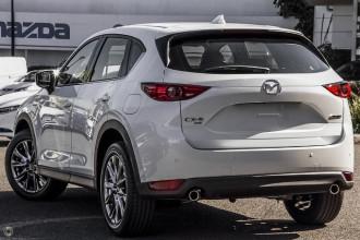 2020 Mazda CX-5 KF 100th Anniversary Suv