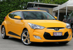 Hyundai Veloster + Coupe D-CT FS4 Series II