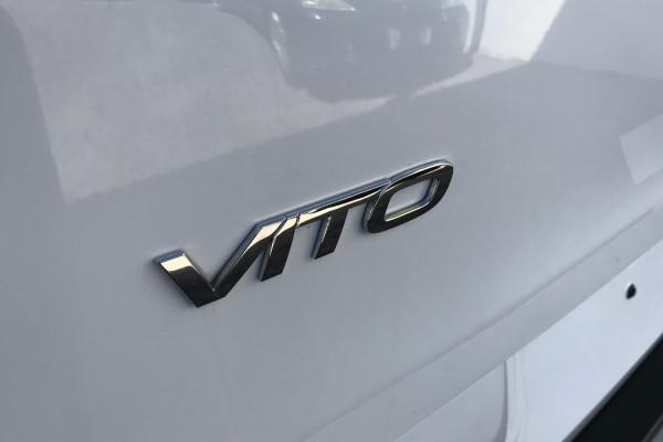 2017 Mercedes-Benz Vito M-B VS20 114CDI  LWB Van Image 4