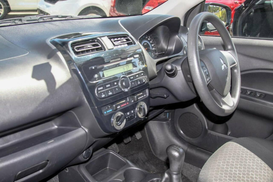 2014 MY15 Mitsubishi Mirage LA MY15 ES Hatchback Image 8